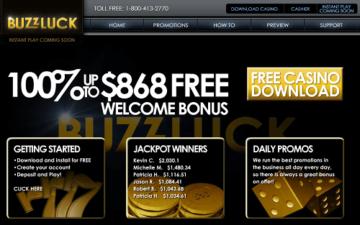buzzluck casino-USA