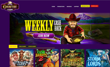 High Country Homepage