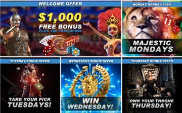 lion slots promotions