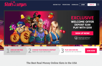 slots of vegas homepage