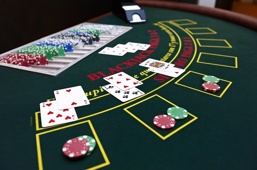 live dealer blackjack online.