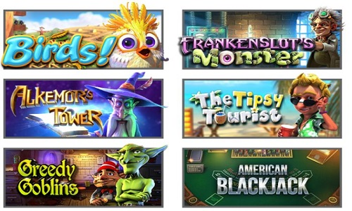 Betsoft casino software