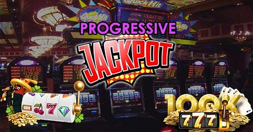 Progressive-Jackpot-Slot-Machine