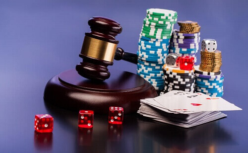 Is it legal to gamble online