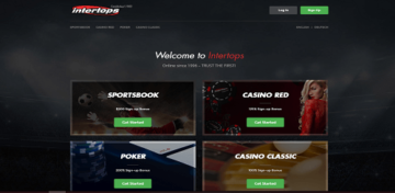 intertops homepage