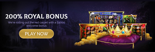 Royal Ace Casino Bonuses