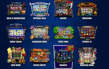 free slots land games