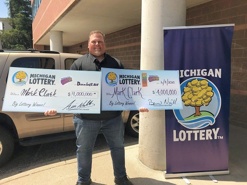 Michigan patron wins instant lottery for the second time