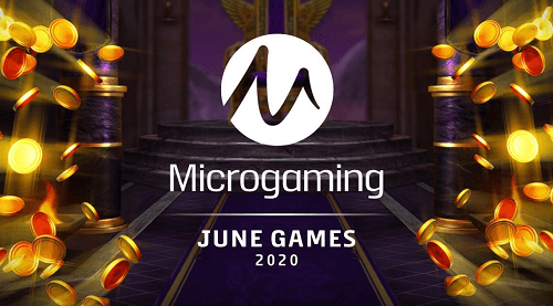 Microgaming June Slots