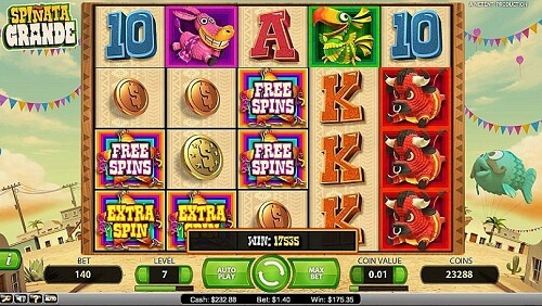 Spiñata Grande Slot Review