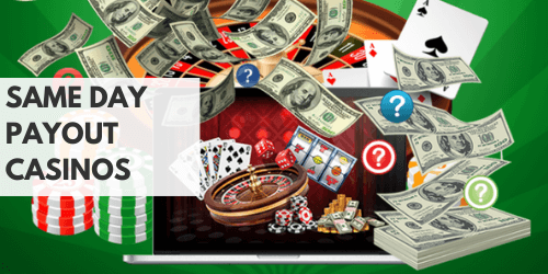 Mobile Same Day Payout Casinos