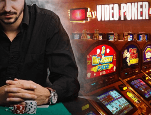 Playing Video Poker to Make Money