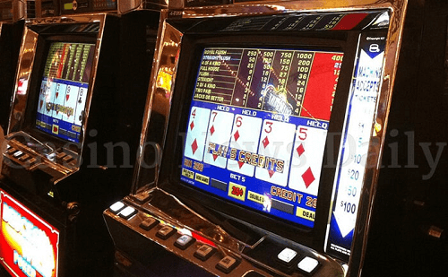 Video poker games with best odds