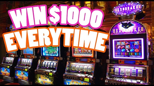 Can you win big on slot machines