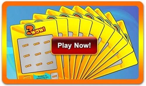 Online Scratch Card Rules