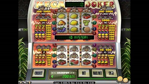 Highest Paying Slot Machine