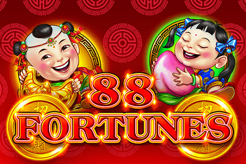Asian-Themed Slots 88 Fortunes