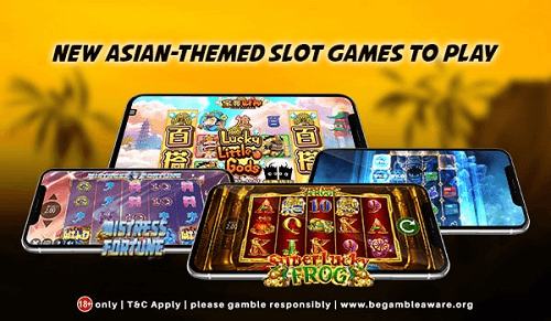 Asian-Themed Slots Games