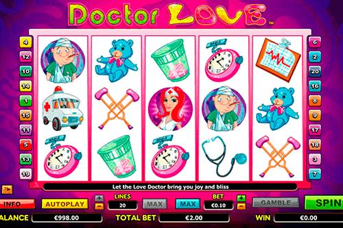 Dr Love Themed Slot