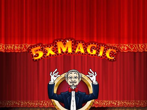 magic themed slots games