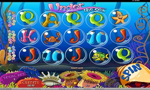ocean themed slots