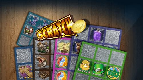 Scratch Card Games Online