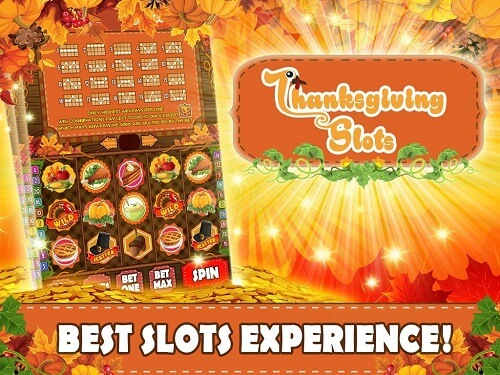 Thanksgiving slots online
