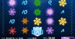 Ice Crystals Win a Day Casino Game of the Month
