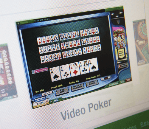 is video poker a game of skill