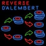 reverse d'alembert betting system