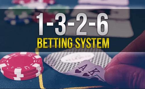 1 3 2 6 Betting System For Blackjack Splash Image