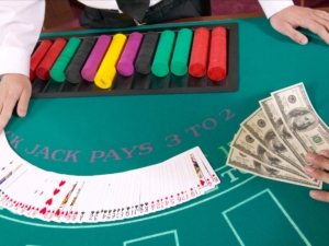 Do Casinos offer Currency Exchange