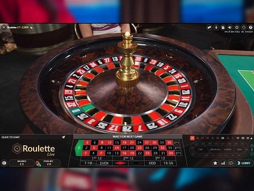 500x375 Live Roulette Wheel
