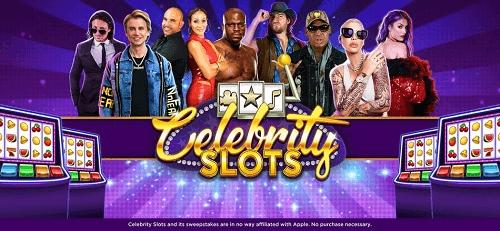 best celebrity slots