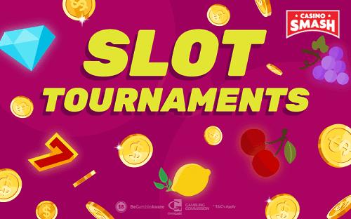 how to enter a slot tournament