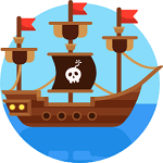 pirate themed online slots