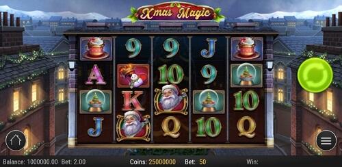 Xmas Magic Slot gaming