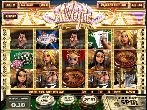 Mr Vegas Slot Review