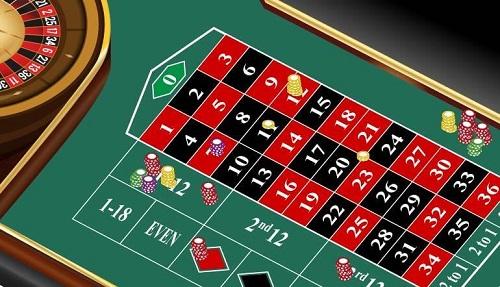 Roulette Color Bets