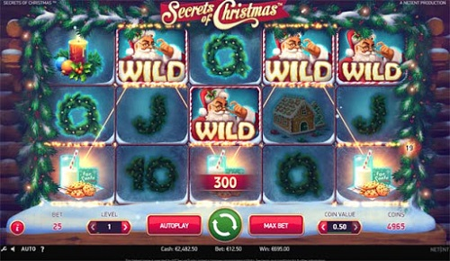 Secret of Christmas Slot Review