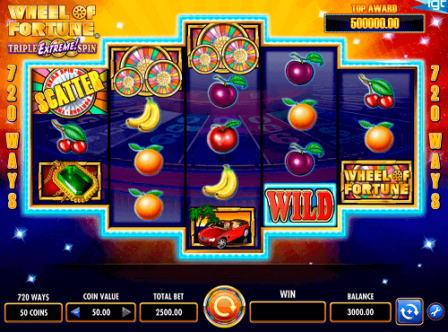 Wheel of Fortune Slot Review