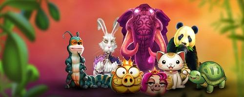 Animal Themed Slots