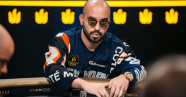 Professional Poker Players