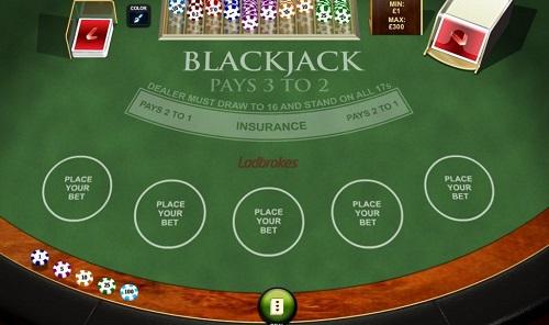 house edge on Blackjack