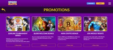 super slots bonuses