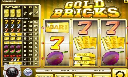 Gold Bricks Slot Review