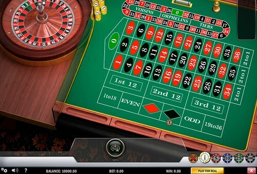 Online Roulette Bets
