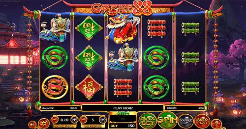 Great 88 Slot Reels