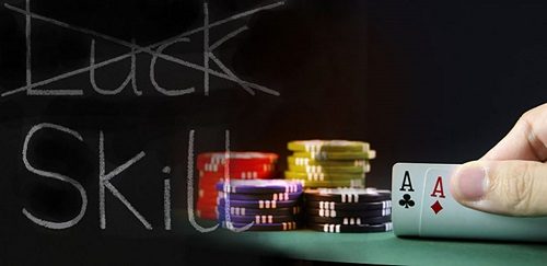 Blackjack Skill or Luck