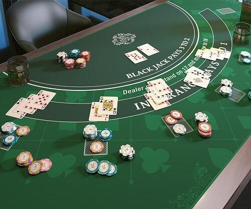 Blackjack vs 21